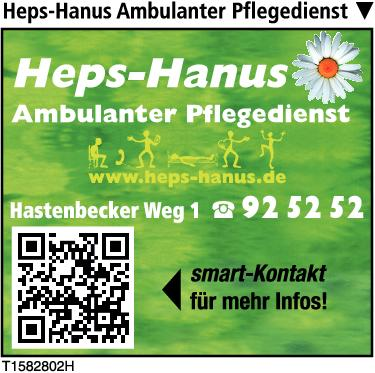 Ambulanter Pflegedienst Heps-Hanus