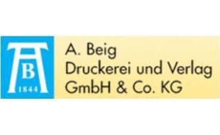 Beig A. Druckerei und Verlag GmbH & Co.KG