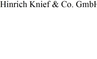 Knief Hinrich & Co. GmbH