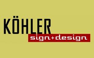 KÖHLER sign+design