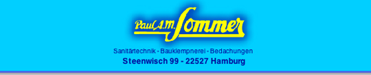 Paul A.M. Sommer GmbH Co