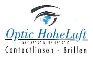 Optic HoheLuft Contactlinsen - Brillen e.K. Inh. Martina Will