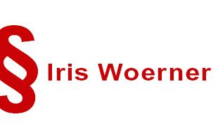 Anwältin Woerner Iris