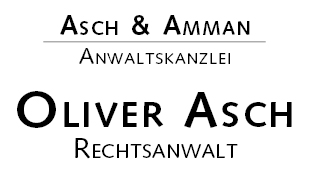 Anwaltskanzlei Oliver Asch