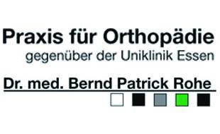 Ambulante Orthopädie Rohe Bernd Patrick Dr. med.