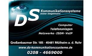 DS Kommunikationssysteme - Telefonanlagen Inh. D. Stegelmann