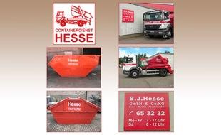 Containerdienst Hesse GmbH & Co. KG