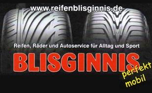Blisginnis Reifenhandel