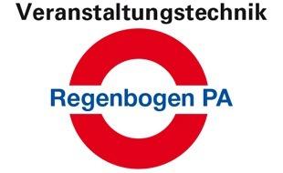 Veranstaltungstechnik Regenbogen Potsdam